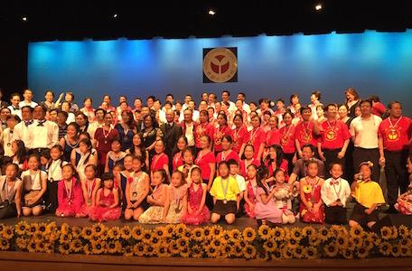 1st HCS Chorus