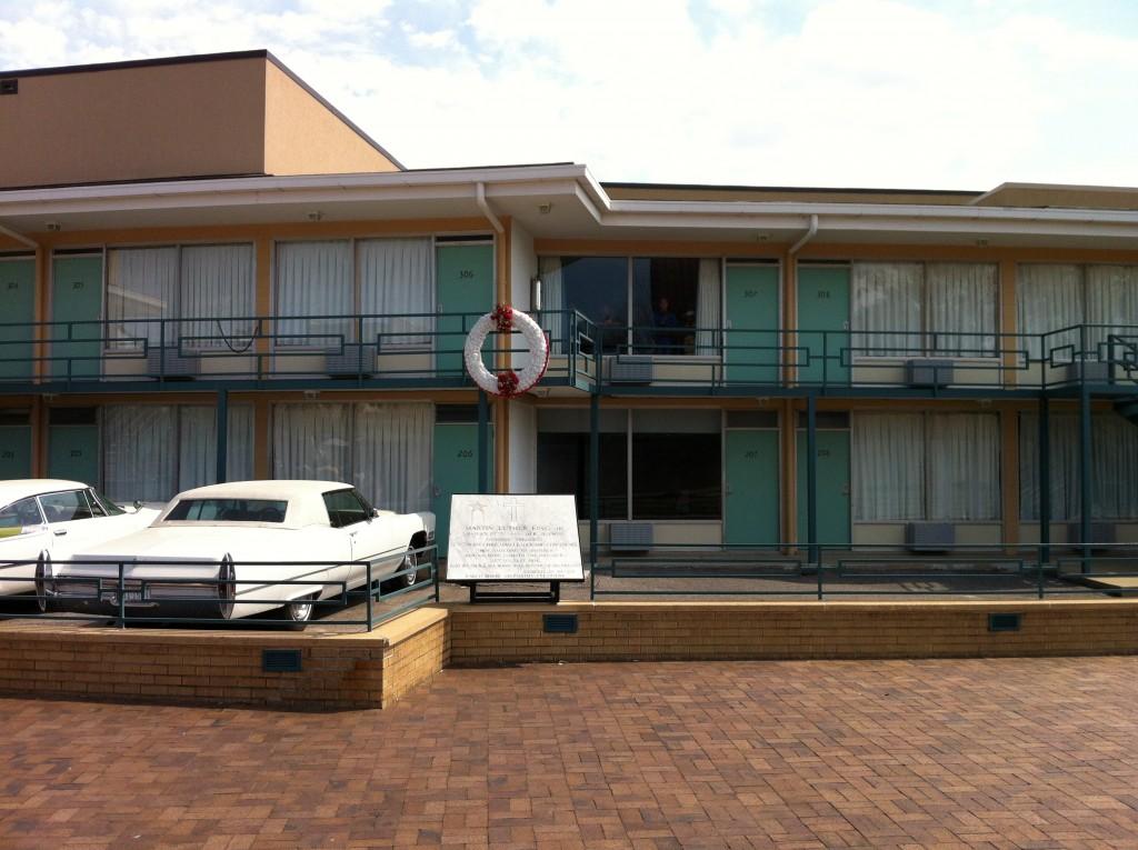 暗杀现场(The Lorraine Motel,田纳西州孟菲斯)
