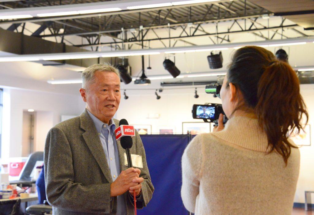 F3 CCACC保健福利部方強宗部長接受媒體採訪