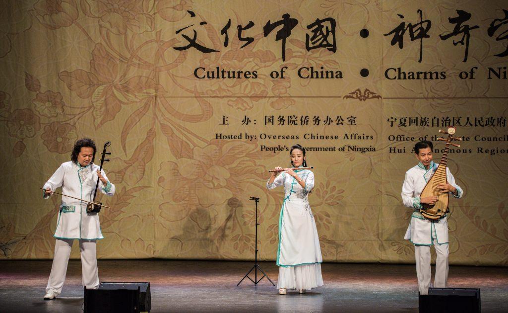 14文化中国神奇宁夏